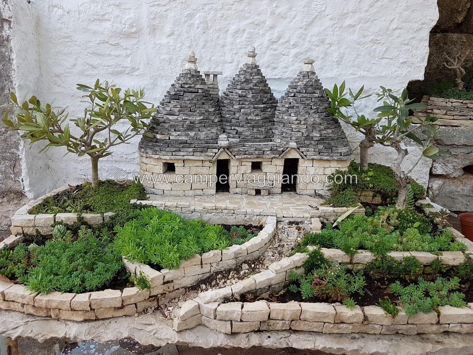 Souvenir Alberobello