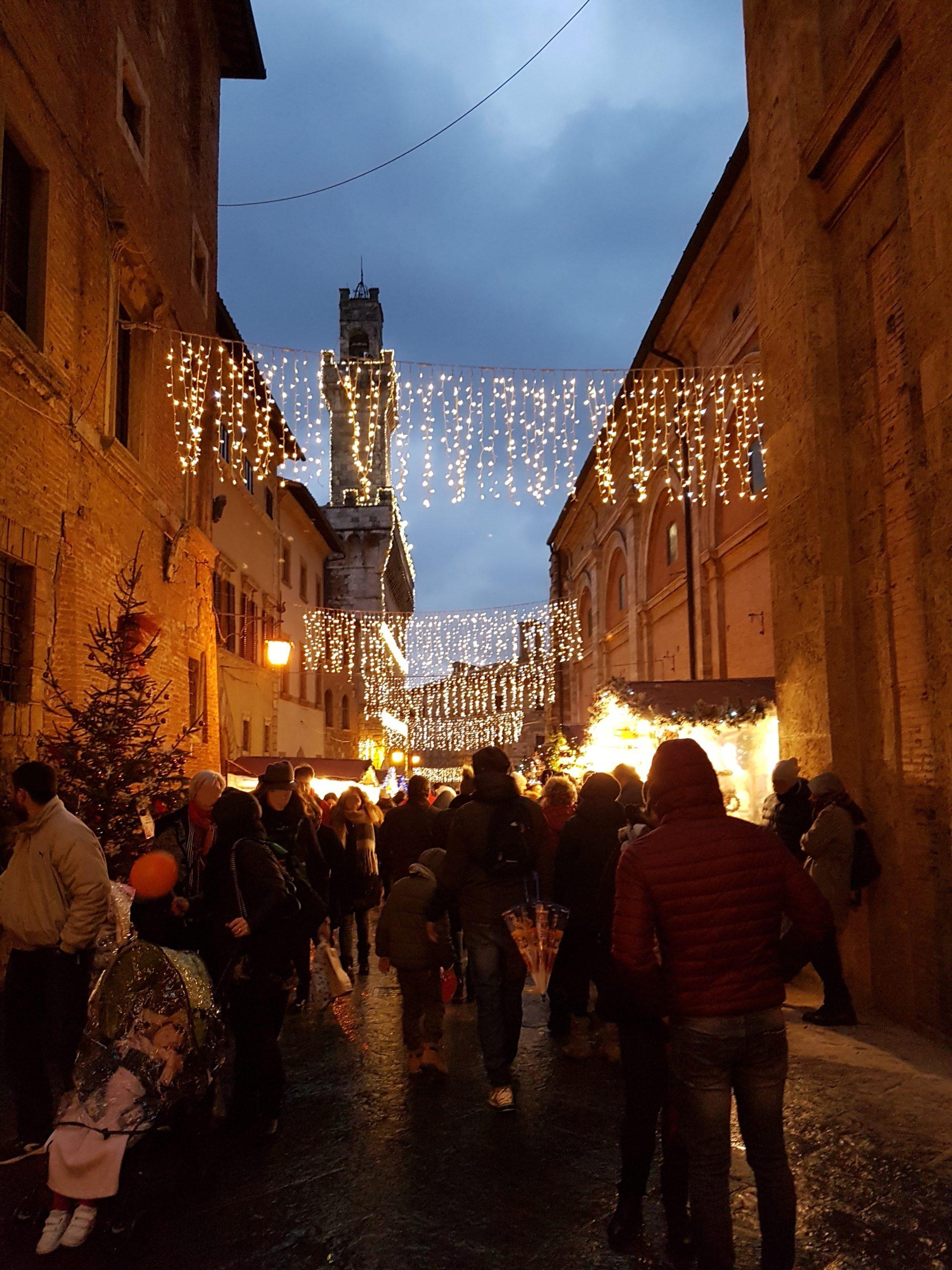 Natale Montepulciano